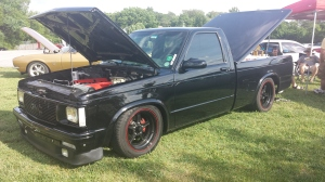 GMC with LS V8