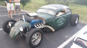 "VW ""rat rod"""