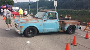 Level 7 1968 C10 with LS V8 swap