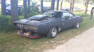 Mad Max like Charger
