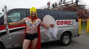 HRPT golden ticket Spartan!