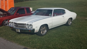Muscle Car, Chevrolet Chevelle