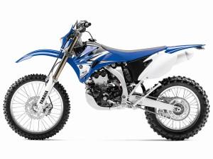 2012 WR250 dirtbike