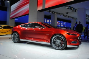 Ford Evos concept Photo - Autoviva - Flickr