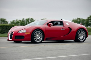 Bugatti Veyron Thanks to Axion23 (Flickr Creative Commons)
