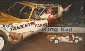Dad racing picture